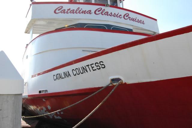 Catalina Classic Cruises Ferry Charter Boat Company - Catalina cruises